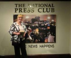 Maura at the NPC